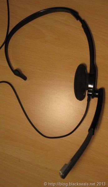 Read more about the article Kurztest: Plantronics Audio 310 Mono-Headset