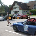 Ennstal Classic 2013: MX-5 Rallye 2013 Tag 2