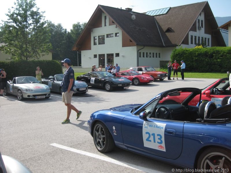 Read more about the article Ennstal Classic 2013: MX-5 Rallye 2013 Tag 2