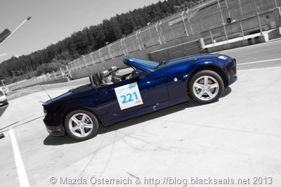 Read more about the article Ennstal Classic 2013: Fazit MX-5 Rallye 2013
