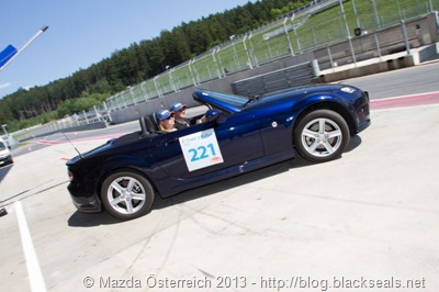Read more about the article Ennstal Classic 2013: MX-5 Rallye 2013 Tag 1