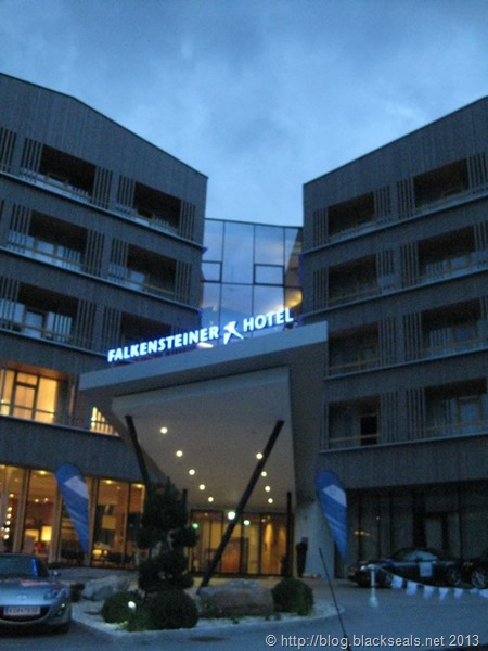 Read more about the article Ennstal Classic 2013: Falkensteiner Hotel