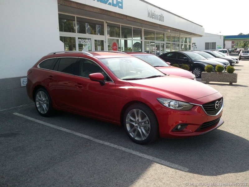 Read more about the article Mazda 6 Sport Combi