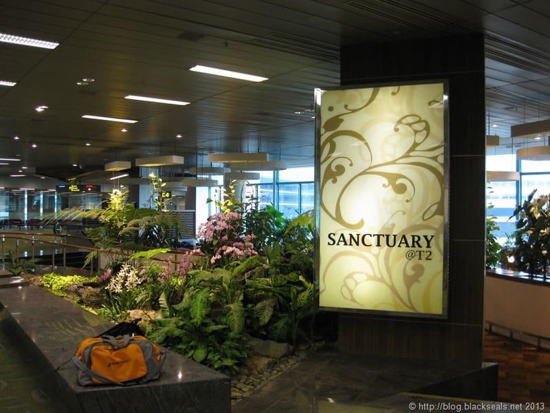 Read more about the article Wieder am Flughafen Singapur