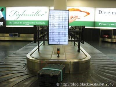 Read more about the article Zurück in der Heimat bzw. am Flughafen Wien