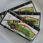 Mazda 6 Zotter Schokolade