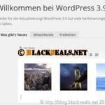 WordPress 3.9 ist verfügbar