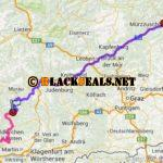Sommertour 2014: Anreise nach Hermagor