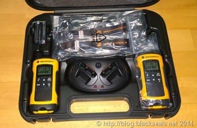 Read more about the article Kurztest: Motorola TLKR 80 Extreme (PMR Funkgerät)
