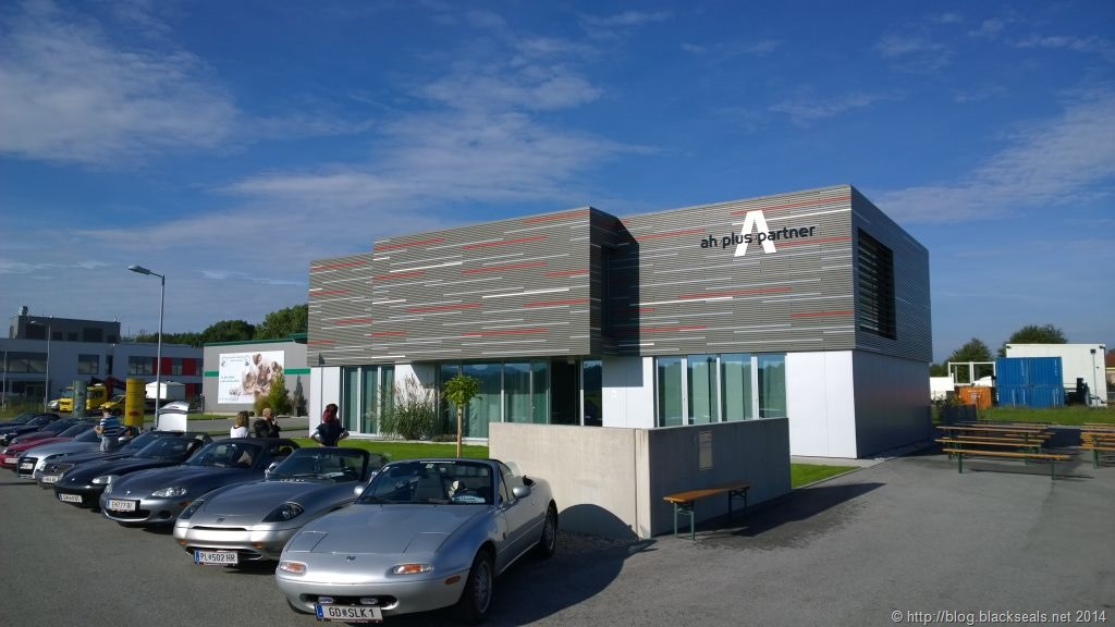 Read more about the article Autumn Spirit 2014: Treffpunkt bei Architekturhaus Planungs GmbH