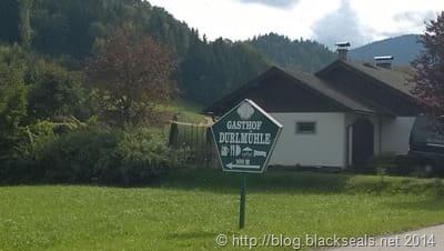 Read more about the article Autumn Spirit 2014: Zwischenstopp Gasthof Durlmühle