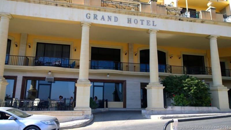 Read more about the article Grand Hotel Gozo, Malta