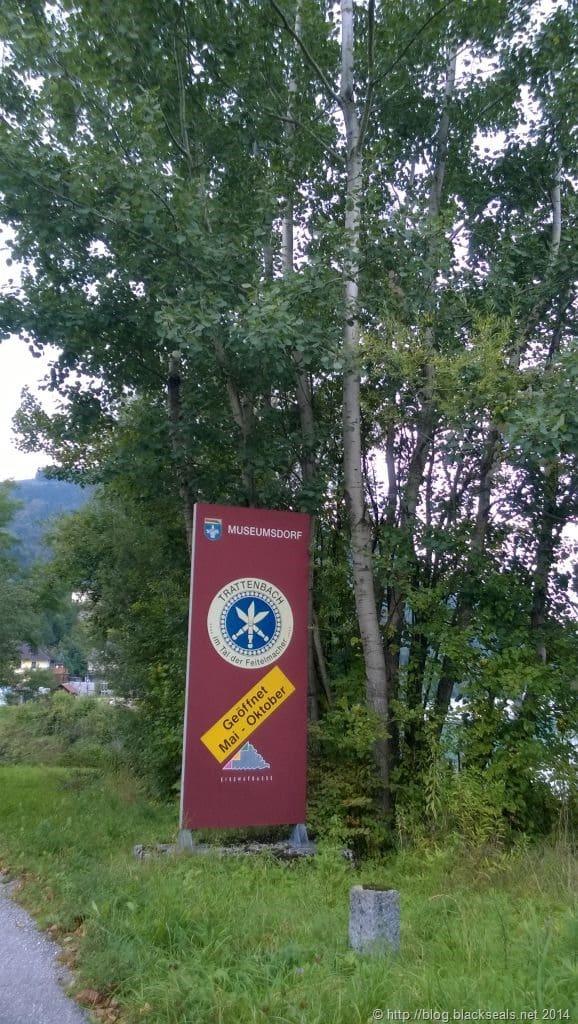 Read more about the article Autumn Sprit 2014: Zwischenstopp Feitelmuseum in Trattenbach