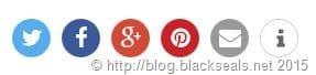 Read more about the article WordPress mit Shariff oder soziale Medien und der Datenschutz