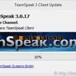 TeamSpeak Client 3.0.17 verfügbar