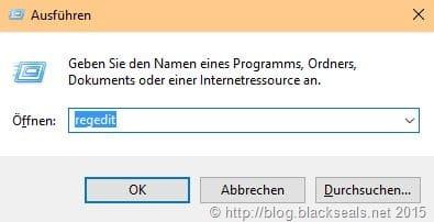 Netzwerknamen unter Windows 10 bearbeiten