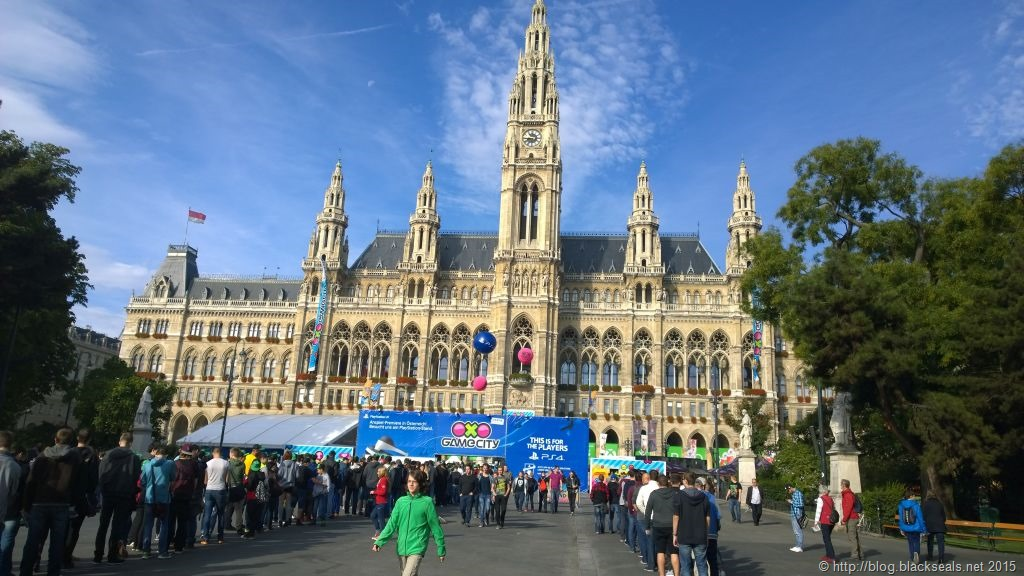 Read more about the article Besuch auf der Game City 2015