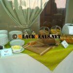 Frühstück im City Art Hotel Silberstein