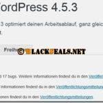 WordPress 4.5.3 und 4.4.4 erschienen