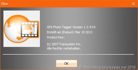 Read more about the article GPS Photo Tagger 1.2.4 h5 und Skript-Fehler