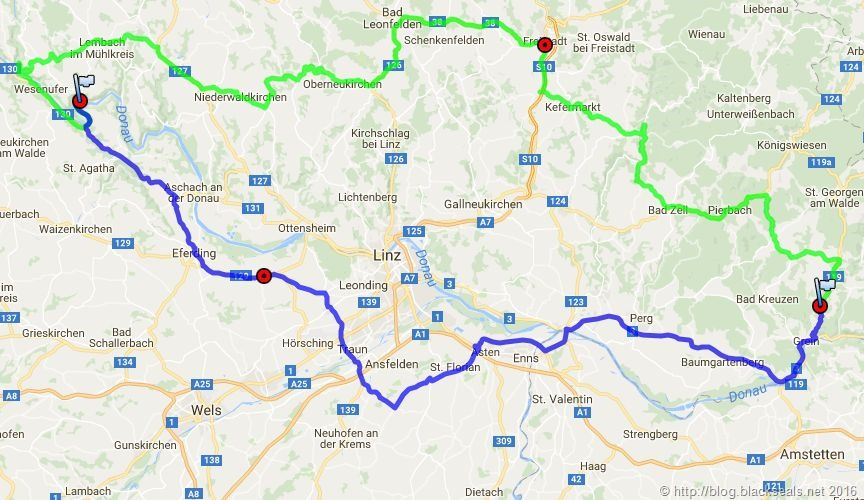 Read more about the article Wachau Tour: Tag 1