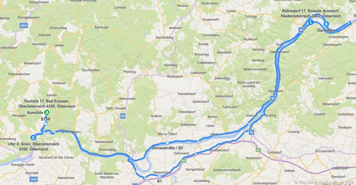 Read more about the article Wachau Tour: Tag 4
