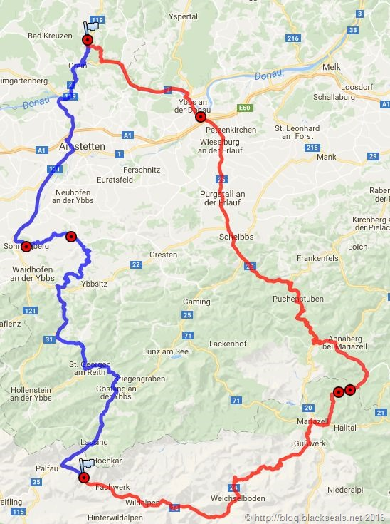 Read more about the article Wachau Tour: Tag 5