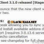 TeamSpeak Client 3.1.0 erschienen *Update*