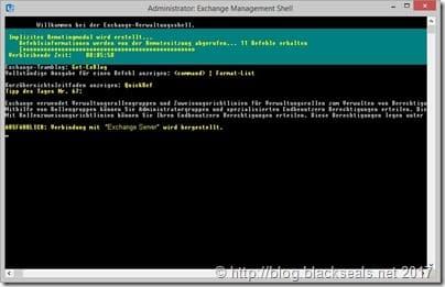 exchange_management_shell_loading_slowly