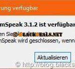 TeamSpeak Client 3.1.2 erschienen