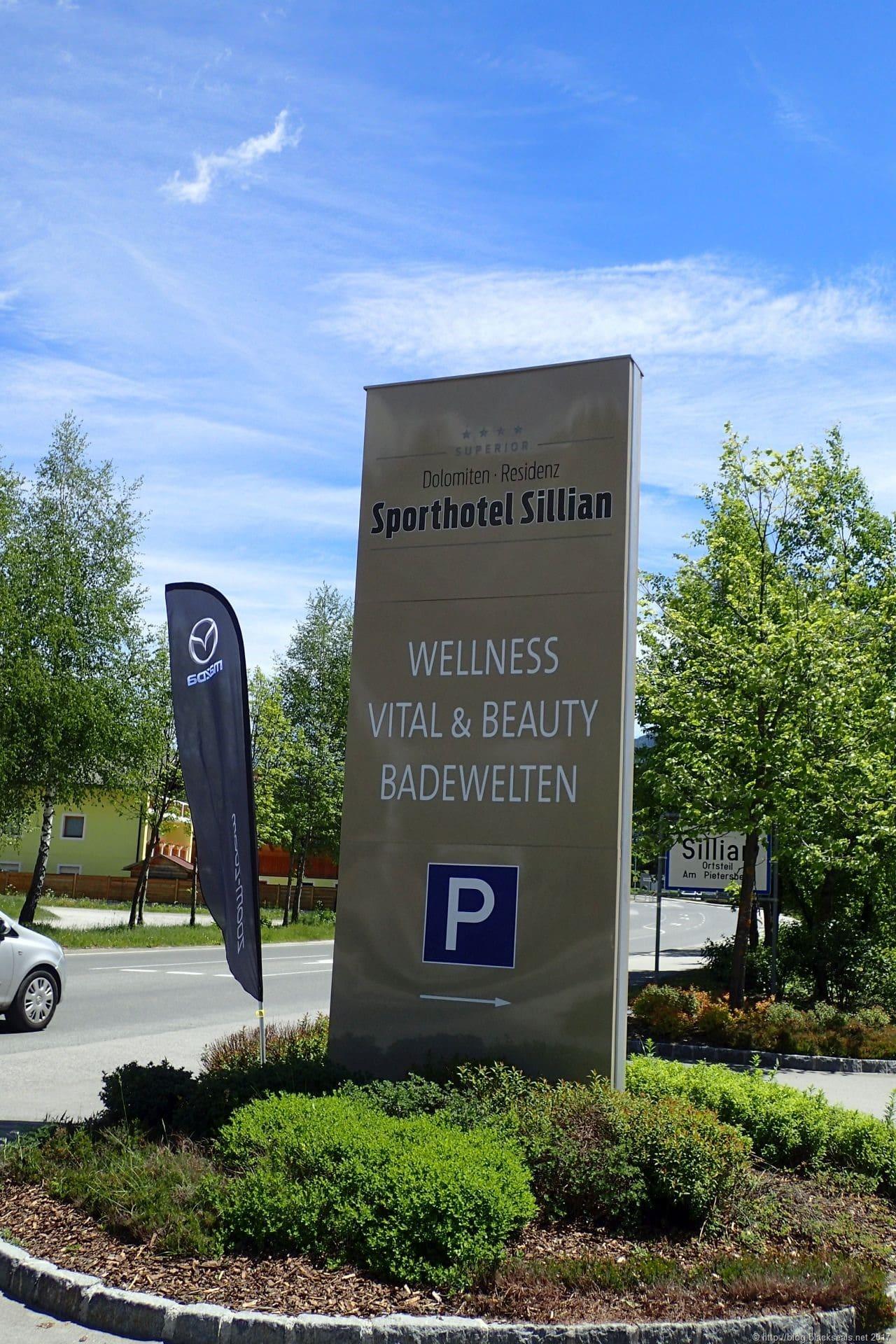 Read more about the article Übersiedelung zur Dolomiten Residenz Sporthotel Sillian