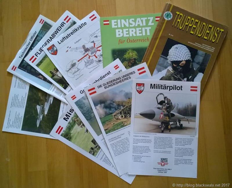 Read more about the article Es war einmal Schutz und Hilfe beim Bundesheer