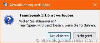 Read more about the article TeamSpeak Client 3.1.6 erschienen