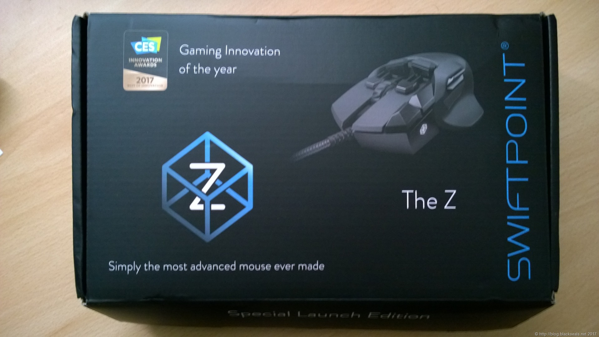 Read more about the article Swiftpoint Z Mouse: Computermaus der Superlative
