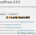 WordPress 4.9.5 ist da