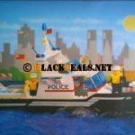 Die Lego Wasserschutzpolizei 4021
