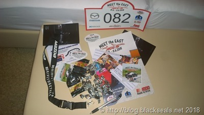 Read more about the article Anreise zum Mazda MX-5 Treffen