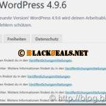 WordPress 4.9.6 ist da