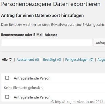 wordpress_werkzeuge_personenbezogene_daten