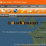 "GPS Photo Tagger 1.2.4 h5 und ""For development purposes only"" *Update*"