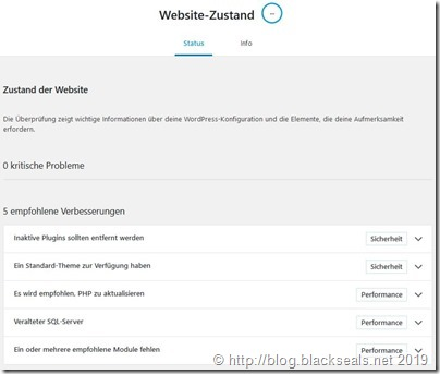 """Read more about the article WordPress 5.2 """"Jaco"""" ist da *Update*"""