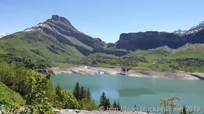 Lac-de-Roselend