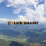 Sommertour 2019: Panorama über Bozen