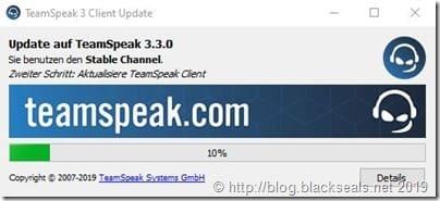 Read more about the article TeamSpeak Client 3.3.0 ist erschienen
