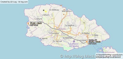 gozo_tauchtag4_map