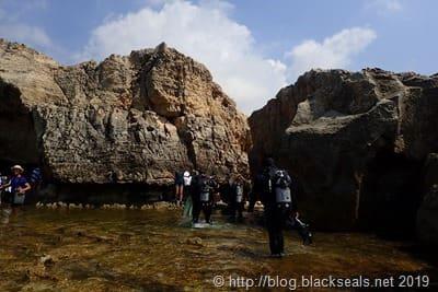 Read more about the article Tag 1: Xatt L'ahmar und Azure Window Blue Hole