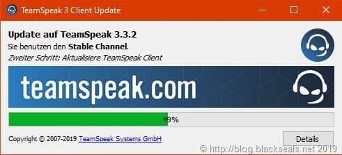 Read more about the article TeamSpeak Client 3.3.2 ist erschienen