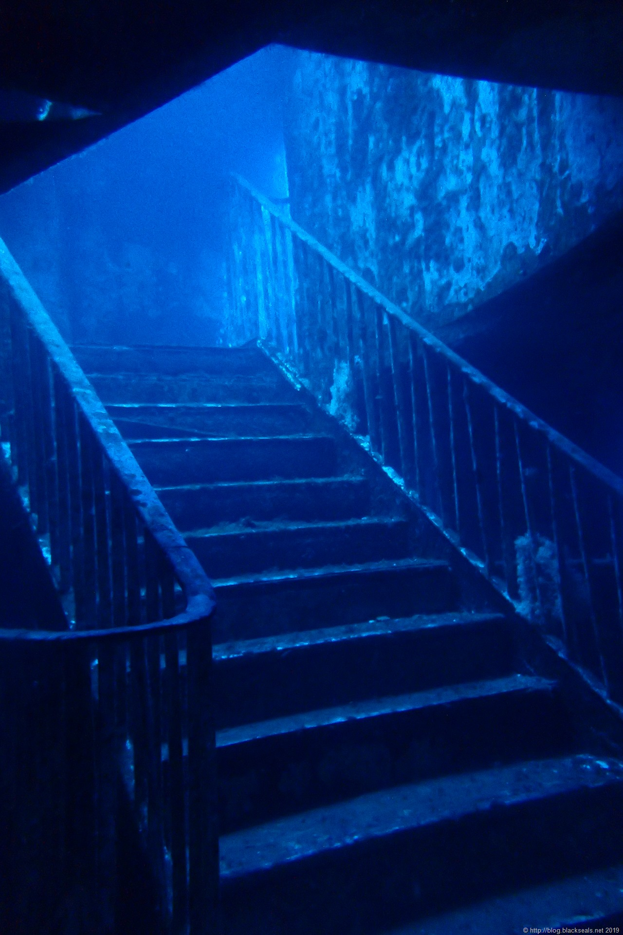 Read more about the article Tag 5: MV Karwela und Billinghurst Cave