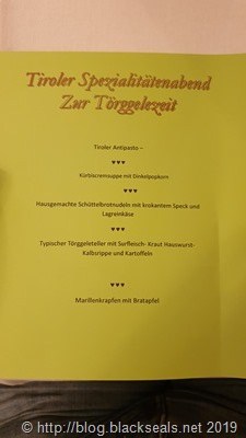 hotel-leitner-muehlbach-tiroler-spezialitätenabend