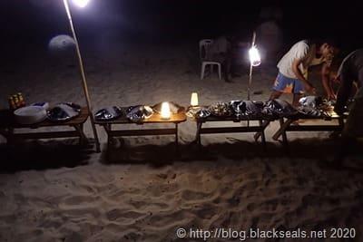 Read more about the article Abendessen auf einer einsamen Insel